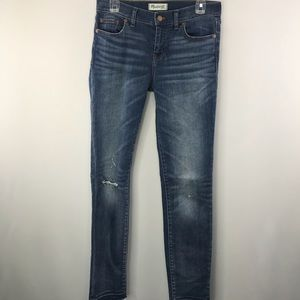 Madewell Alley Straight denim jeans SZ:28